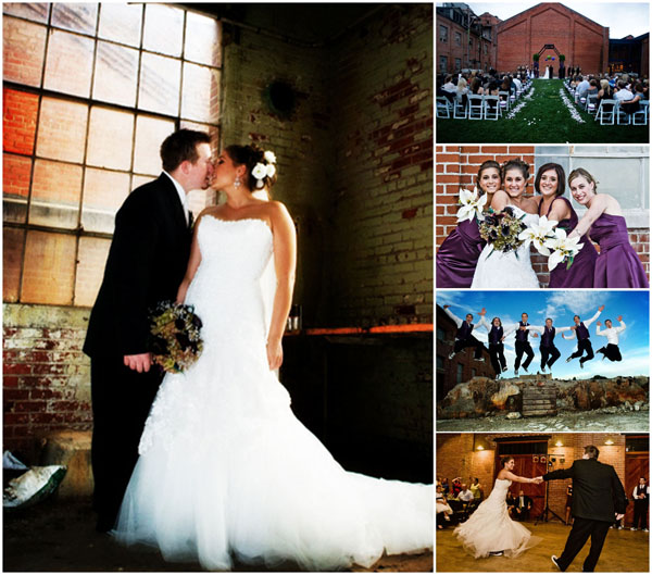 real weddings inspiration board presenting alicia and