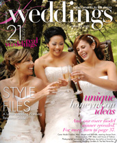 Real Weddings – Summer/Fall 2008