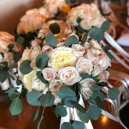 Accents by Sage Floral Design Sacramento Florist Real Weddings Magazine
