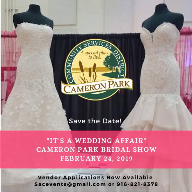 Cameron Park Bridal Show | Sacramento Wedding Event