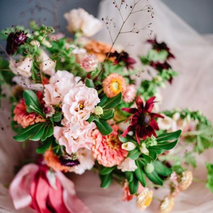 Flourish Sacramento Wedding Florist Real Weddings Magazine