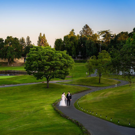Lakeside at Bartley Cavanaugh Golf Complex Sacrament Wedding Venue Real Weddings Magazine