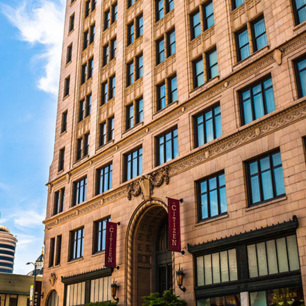 The Citizen Hotel Sacramento Wedding Venue Accommodations
