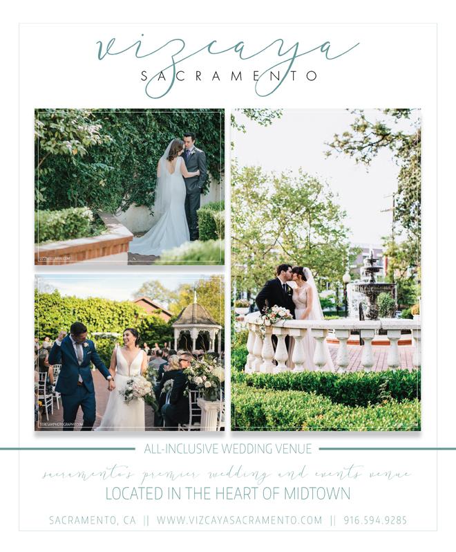 Sacramento Midtown All Inclusive Wedding Venue