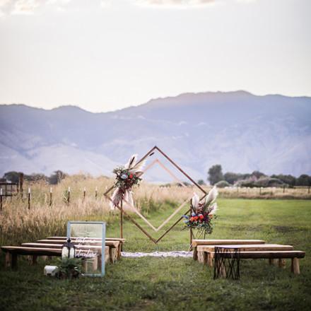 Carson Valley Nevada Destination Weddings Real Weddings Magazine