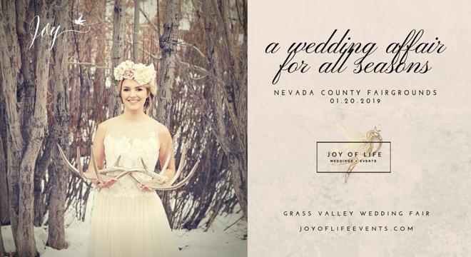 Grass Valley Bridal Show | Grass Valley Wedding Show | Northern California Bridal Show