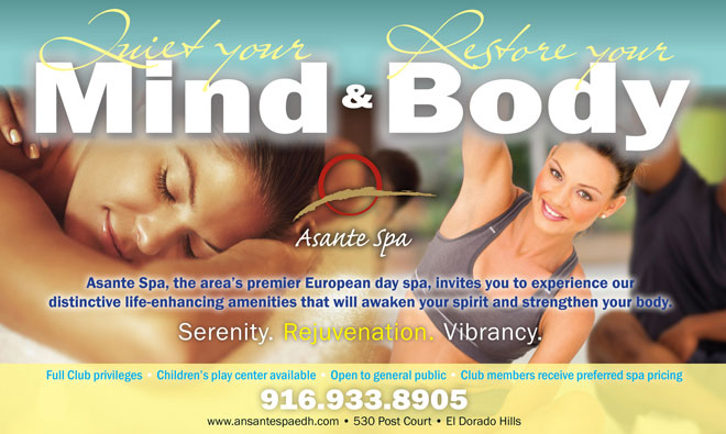 Best Sacramento Spa   Best Northern California Spa   Best El Dorado Hills Spa   Bridal Shower Spa Packages