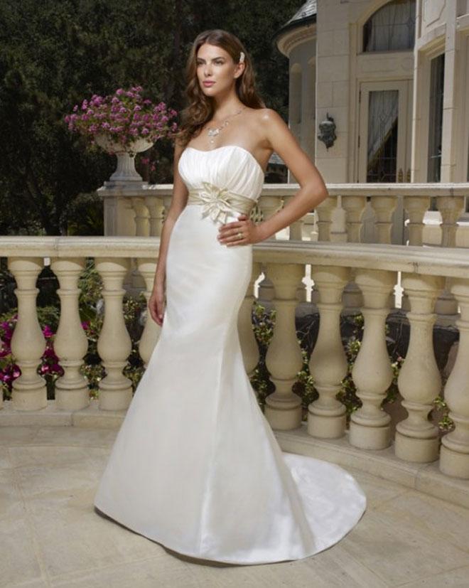 Real Weddings Dazzling Dresses Casablanca Goes Hollywood