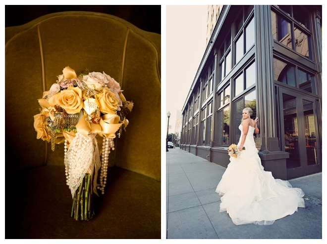 Real Weddings Winter: Featured Real Wedding: Kacee & Micah {from The Winter