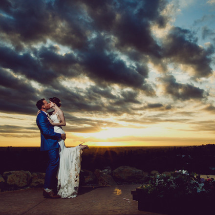 Dee and Kris Photography Sacramento Wedding Photographers Real Weddings Magazine