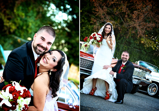 Angelica & Michael - Photos by Unforgettable Portraits by Catherine Sackett on www.realweddingsmag.com 19