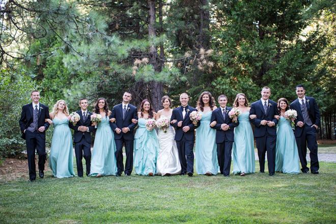 Krista & Josh by H & Company on www.realweddingsmag.com 12