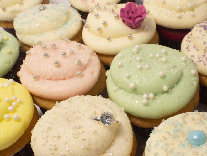 Sacramento Wedding Desserts Cupcakes