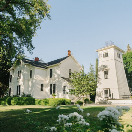 Park Winters Wedding Venue Bed Breakfast Event Center -Sacramento Tahoe Real Weddings Magazine