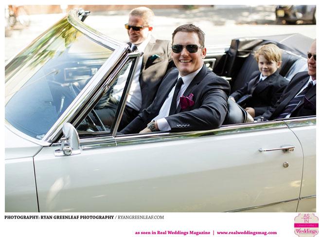 Sacramento Wedding Tuxes-Real Weddings Magazine