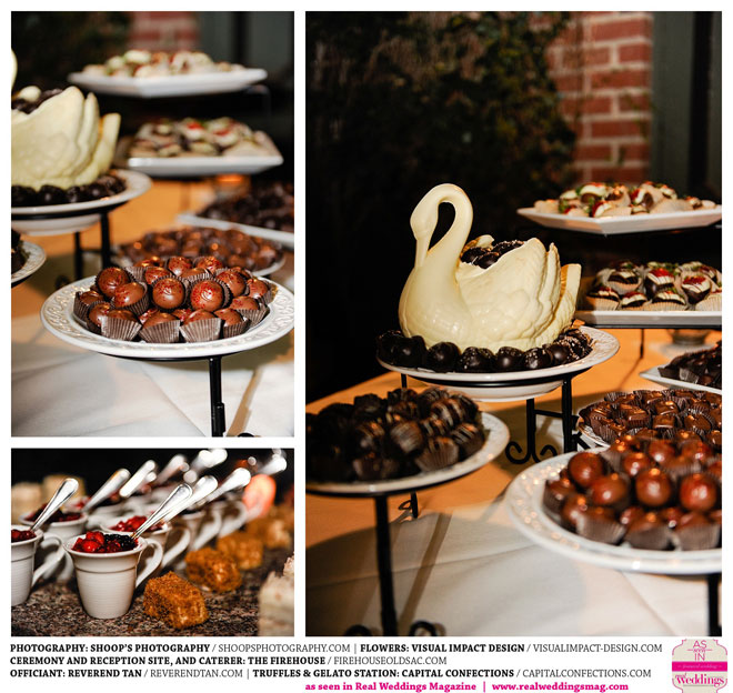 Sacramento Wedding Desserts