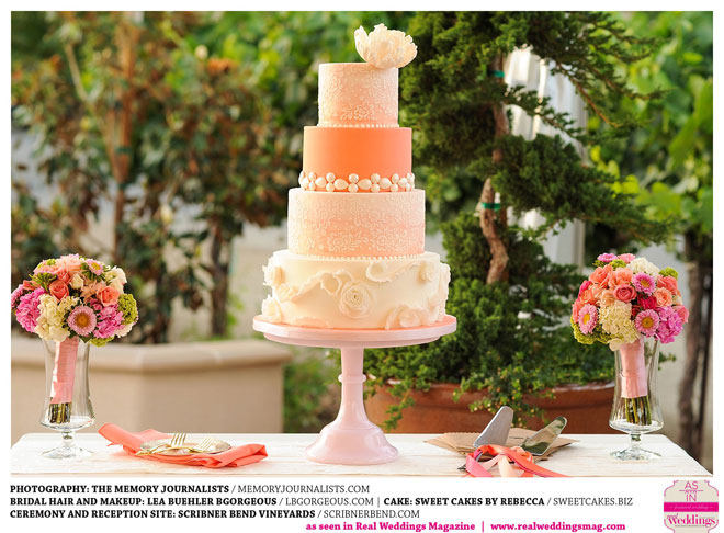SACRAMENTO WEDDING CAKES