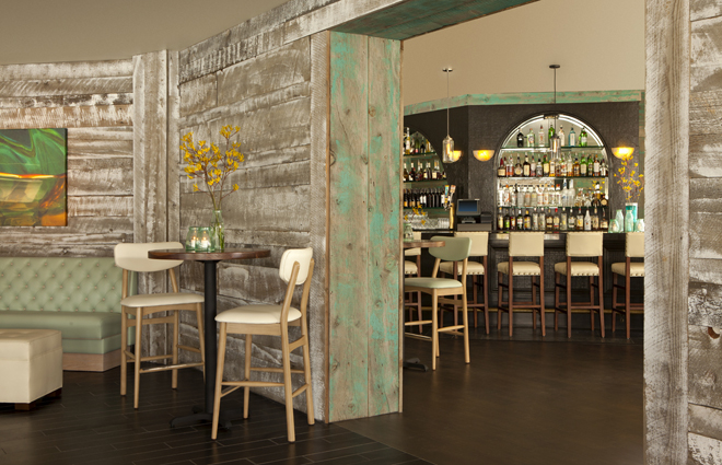 Bar at Vessel