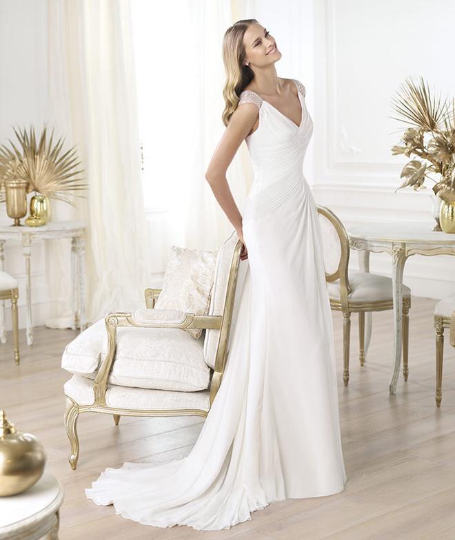 PRONOVIAS-LALI_House of Fashion_Sacramento Wedding Gowns