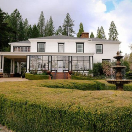 Monte Verde Inn - Foresthill Wedding Venue Sacramento Real Weddings Magazine