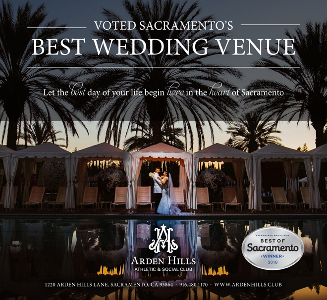 Sacramento Wedding Venue | Arden Hills | Country Club Wedding
