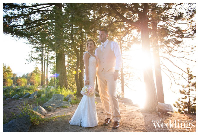 Real Weddings Wednesday | South Lake Tahoe Wedding | Tahoe Wedding | Lake Wedding | Outdoor Wedding