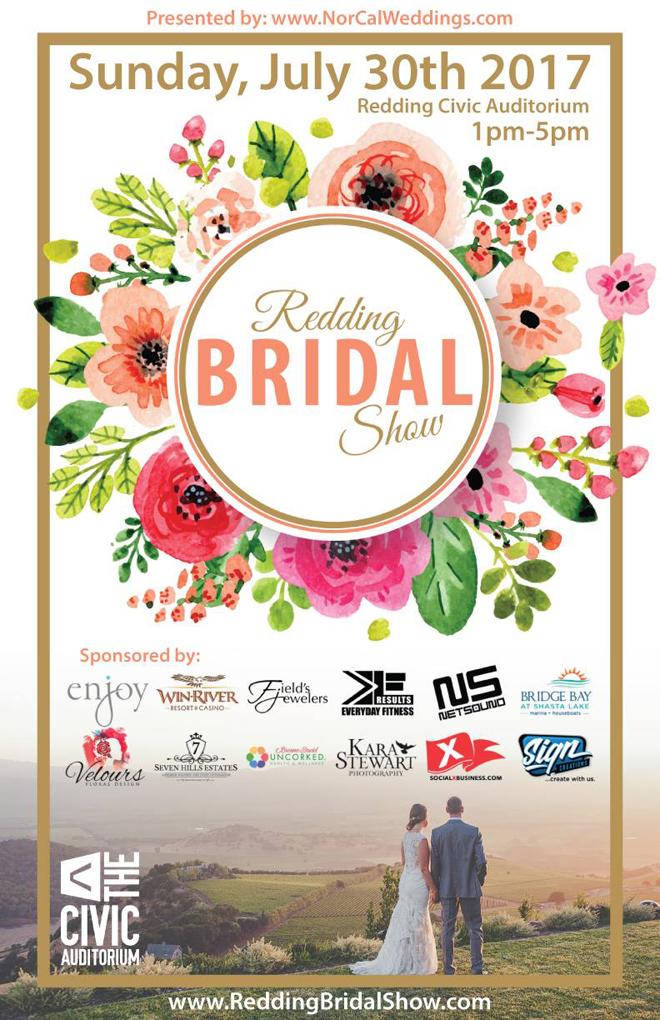 Redding Bridal Show | Nor Cal Weddings | Nor Cal Wedding Event | Redding Wedding Vendors