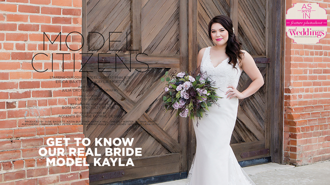 Model Citizens | Get to Know Kayla | Kayla McCoy Wedding | Best Top Sacramento Wedding Vendors | Old Sugar Mill | Julia Croteau Photography | Real Weddings Magazine Cover Model Contest