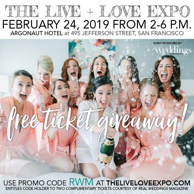 Live + Love Expo | Sacramento Wedding Show | Bay Area Bridal Show | San Francisco Wedding Show