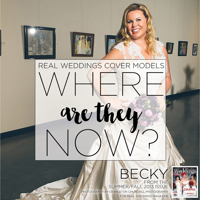 We're celebrating 10 years and checking in with past Real Weddings cover models! Real Weddings Magazine Sacramento to the Sierra