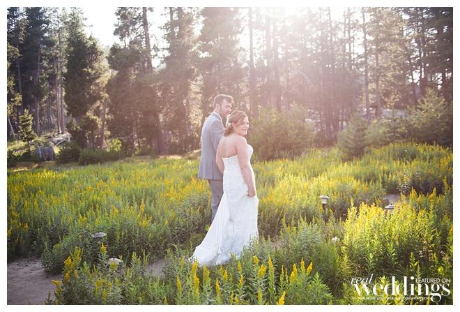 Kirkwood Wedding   The Hideout   Real Wedding   Lake Tahoe Wedding   Mountain Wedding   Outdoor Wedding   Real Weddings Wednesday