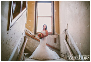 Kris Holland Photography | Preston Castle | Tosha | Real Weddings Cover Model | #tbt | Where Are They Now | Throwback Thursday
