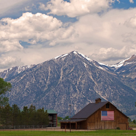 East Fork Ranch Gardnerville Carson Valley Nevada Sacramento Destination Real Weddings Magazine