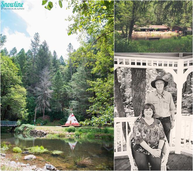 Placerville Wedding Venue | Camp Nauvoo | Outdoor Wedding Venue | Sacramento Wedding Venue | Camping Wedding | Glamping Wedding | Teepee Wedding
