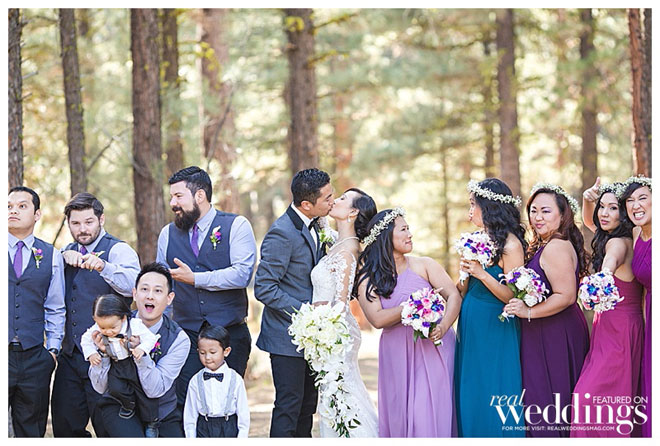 White Daisy Photography | All Dolled Up Hair and MAkeup | Celebrations! Rentals | Tahoe Wedding | Featured Real Wedding | Olivia & Stephen