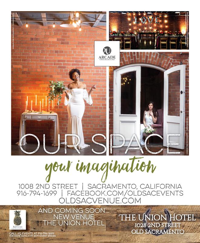 Best Sacramento Wedding Venue | Best Northern California Wedding Venue | Industrial Chic Wedding Venue | Rustic Wedding Venue | Old Sacramento Wedding Venue