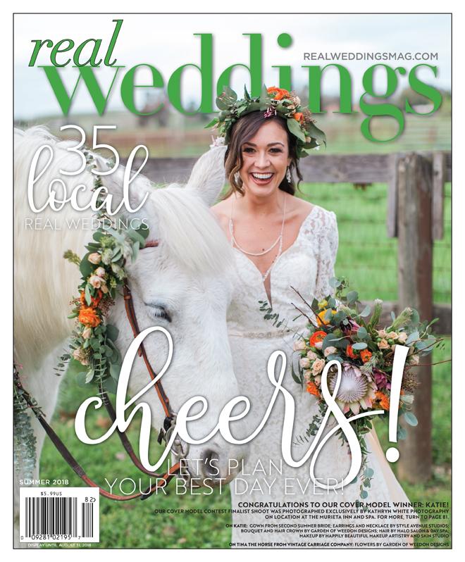 Sacramento Rustic Wedding | Sacramento Wedding Gowns