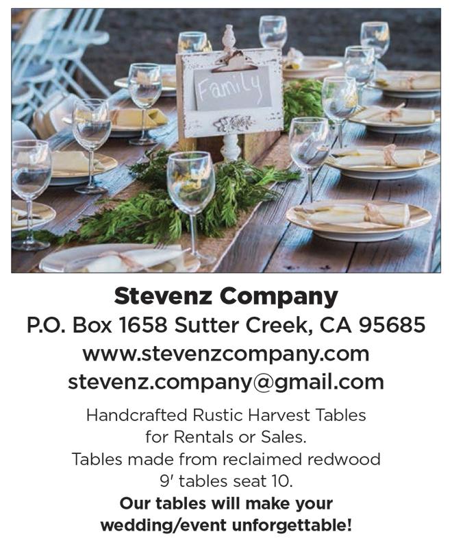 Best Sacramento Wedding Rentals / Best Tahoe Wedding Rentals / Best Northern California Wedding Rentals / Best Wedding Rentals