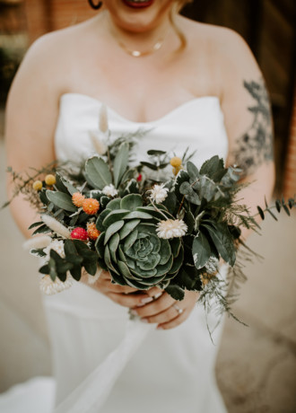 Real Weddings Magazine Special Offer Discount Garden of Weedon Floral Design Bridal Bouquet Flowers | Best Sacramento Tahoe Northern California Vendors