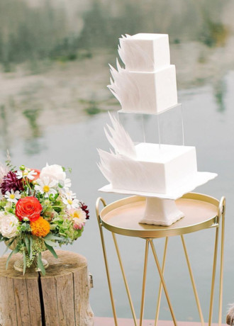 Real Weddings Magazine Special Offer Discount Go West Baking and Events Cakes Desserts | Best Sacramento Tahoe Northern California Vendors