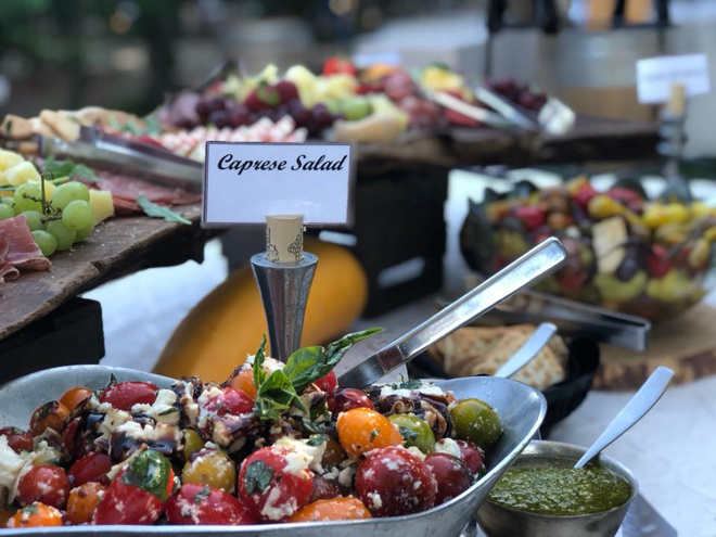 Sacramento Wedding Catering | Farm to Fork Caterer | Gourmet Wedding Catering |