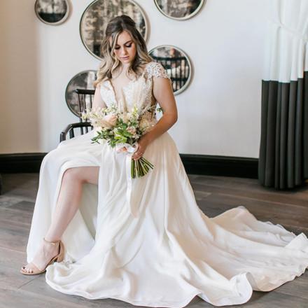 Darci Terry Photography - Sacramento-Vacaville-Wedding Elopement Lifestyle Photographer - Real Weddings Magazine