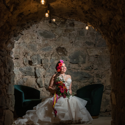 The Stone House-Wine Cave-Nevada City - Sacramento Wedding Venue-Real Weddings Magazine