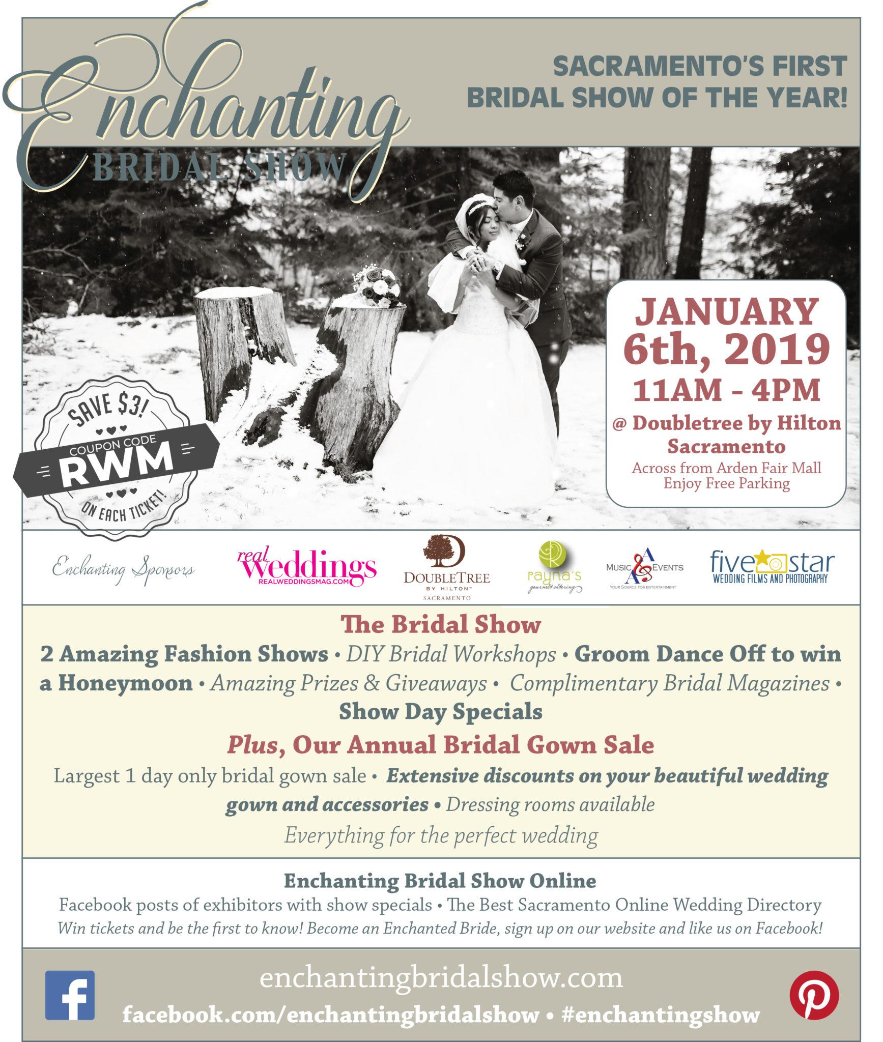 Sacramento Bridal Show | Northern California Wedding Show