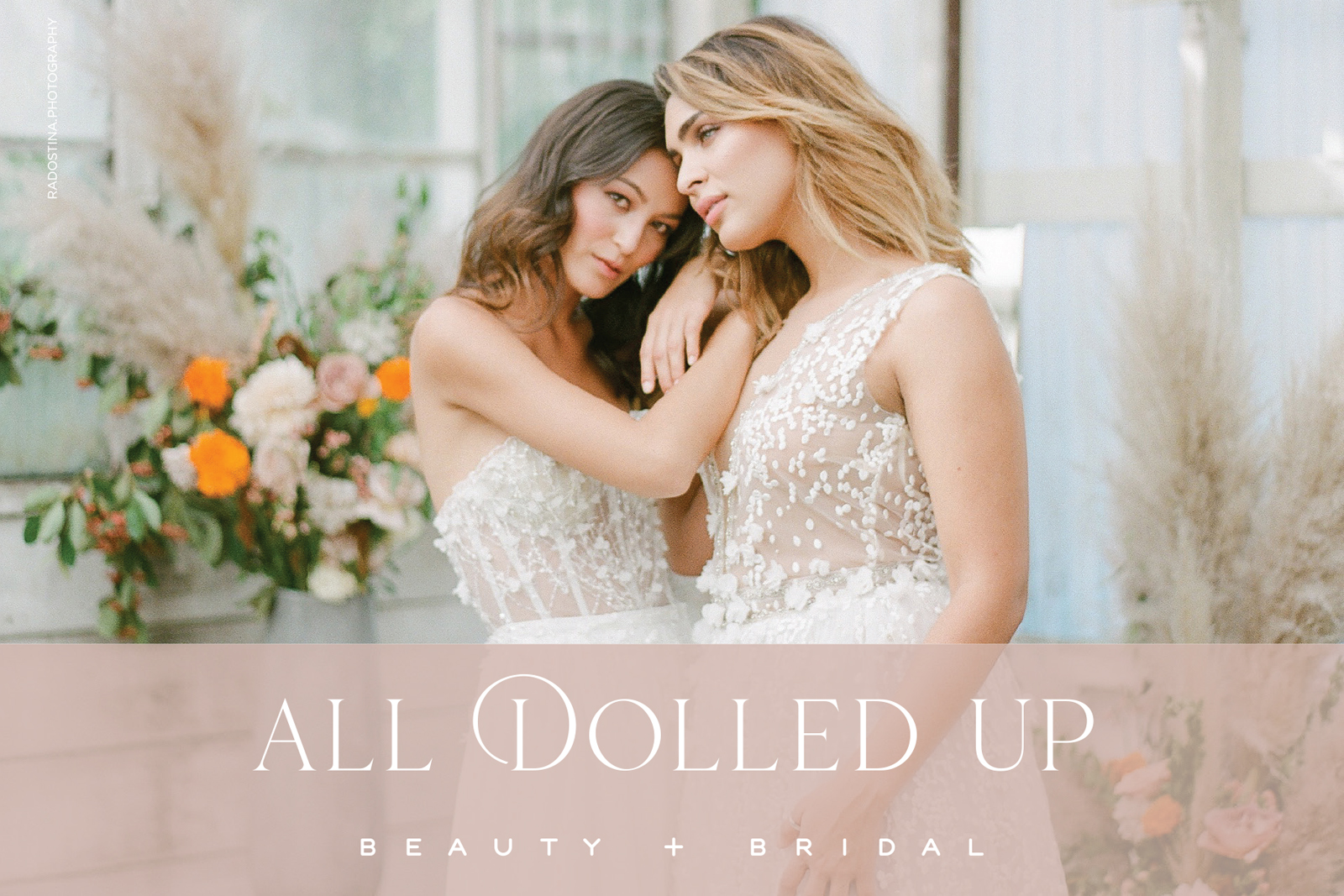 Real Weddings Magazine Special Offer Discount All Dolled Up Bridal + Beauty Hair Makeup Artist | Best Sacramento Tahoe Northern California Vendors