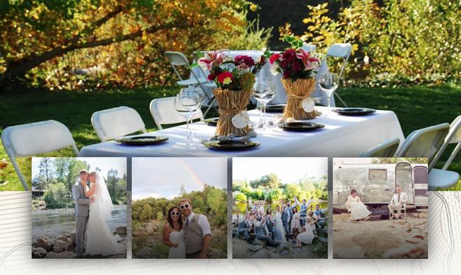 Sacramento Placerville Lotus Wedding Venue   Outdoor Wedding Venue   Camping Venue   Campground