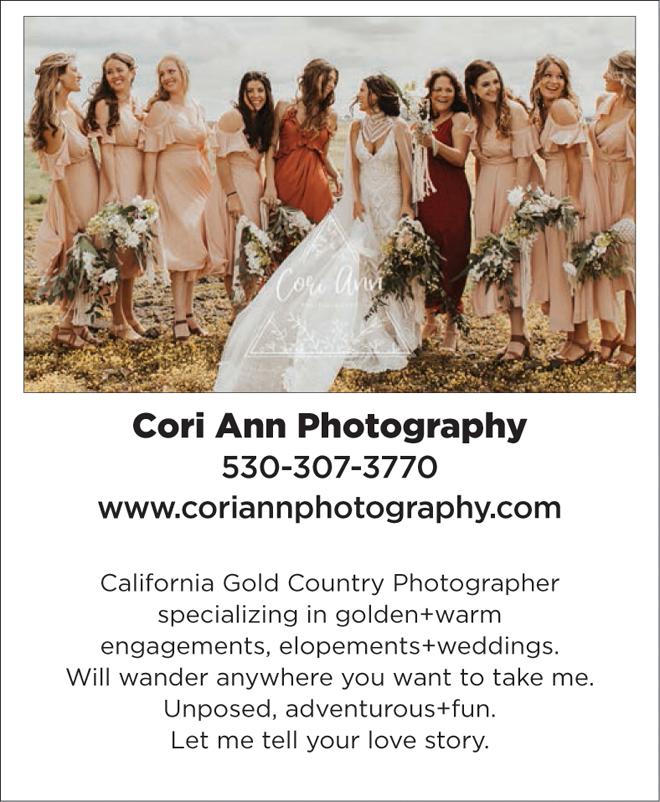 Cori Ann Photography   Wedding Photographer   Gold Country Weddings   Gold Country Wedding Photographer   Golden Hour Photography   Sacramento Weddings