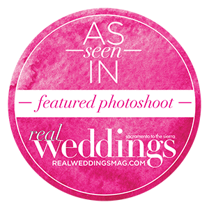 Sacramento Wedding Inspiration | Real Weddings Magazine Styled Shoot