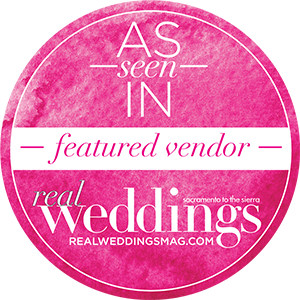 Sacramento Wedding Vendor | Real Weddings Magazine Preferred Vendor List
