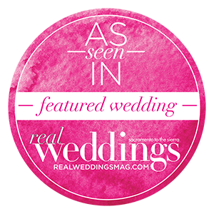 Sacramento Tahoe Featured Wedding | Real Weddings Magazine Featured Wedding